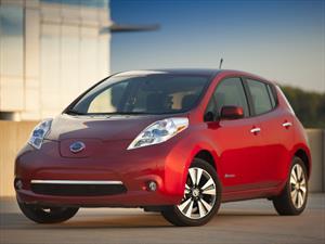 Nissan Leaf es el auto eléctrico más vendido en EU