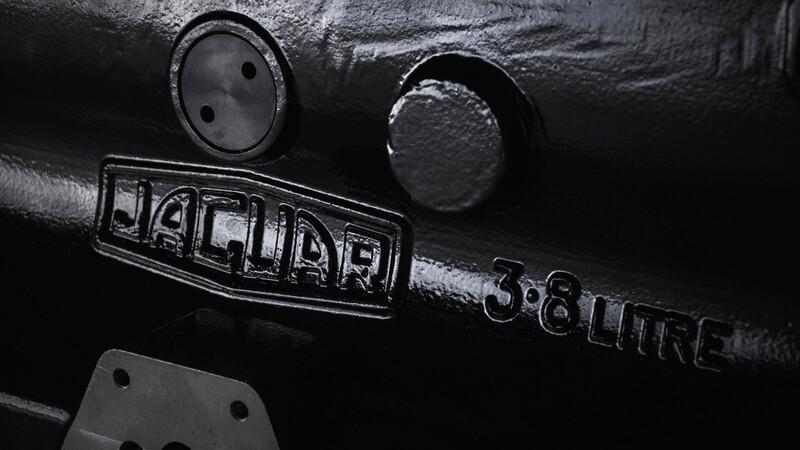 Jaguar pone a la venta nuevo motor XK para reconstruir tu clásico