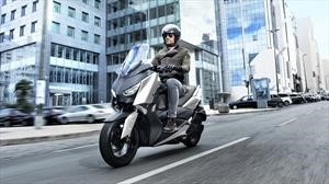Nueva maxi-scooter Yamaha Xmax 300