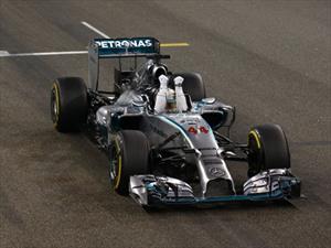 F1 Lewis Hamilton es el nuevo Campeón