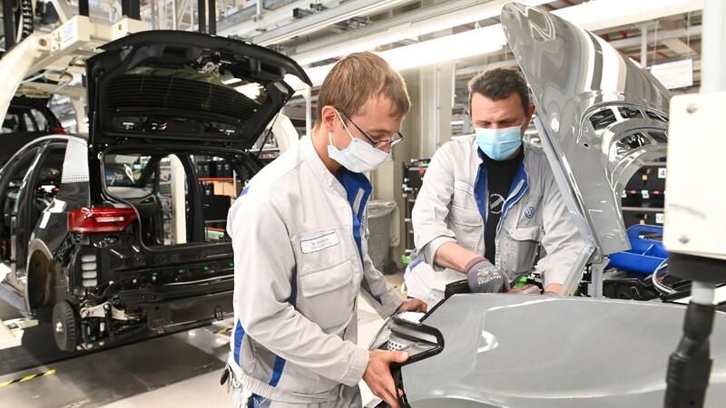 Cuánto disminuyeron las ventas de autos en Europa durante mayo de 2020
