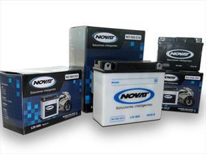 Novat, novedad en baterías para motocicletas en Colombia