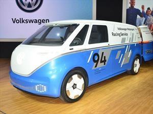 Volkswagen I.D. Buzz Cargo es el escudero ideal para conquistar Pikes Peak