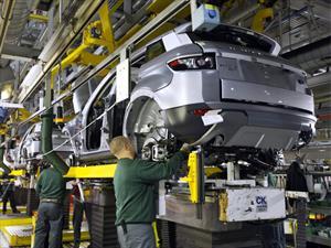 Jaguar Land Rover considera tener una planta en México