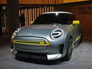 MINI Electric Concept, el futuro del compacto inglés es a batería
