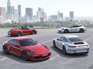 Porsche 911 Carrera GTS 2015, ahora con 430 hp