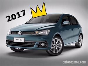 Los 10 autos más vendidos en Argentina en 2017