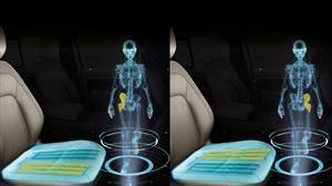 Este asiento de automóvil hace pensar al conductor que está caminando