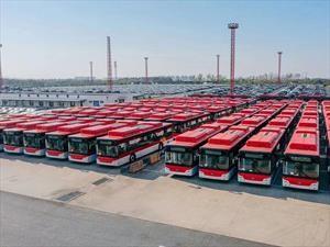 Yutong se pone con 100 buses eléctricos para el Transantiago