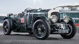 Bentley está por iniciar la producción del Blower, el icónico auto de carreras de 1929