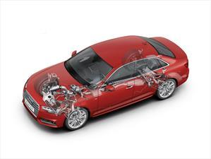 Sistema de tracción Audi quattro con tecnología ultra, la mejor tracción