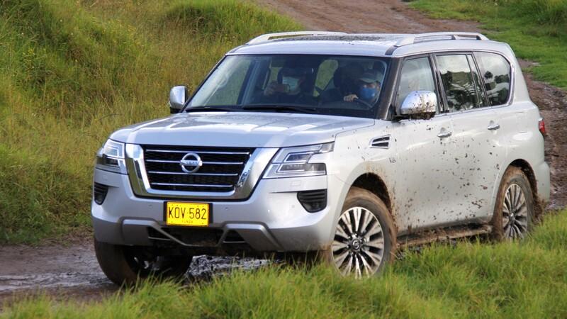 Nissan Patrol tiene un precio de US$82,990