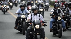 Quinta edición del Distinguished Gentleman's Ride se va al Estadio Nacional