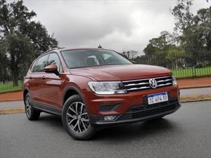 Prueba Volkswagen Tiguan Allspace: Ahora son 7