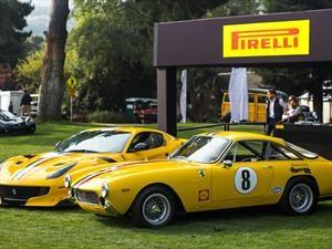 Pirelli dice presente en Autoclásica 2017