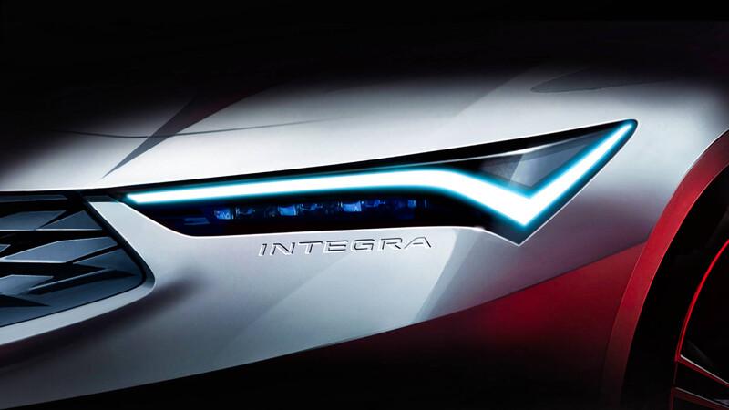 El Honda Integra regresará a la vida en 2022