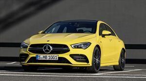 Mercedes-AMG CLA 35 4MATIC, más deportivo