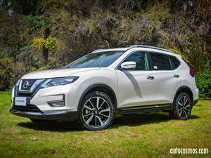 Nissan X-Trail 2018 debuta en Chile con lavado de cara y nuevas tecnologías