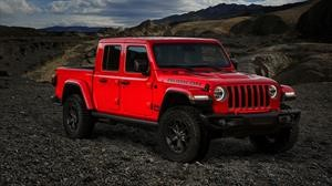 Jeep Gladiator Launch Edition 2020 estará limitada a 4,190 unidades