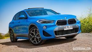 Probando el BMW X2 2019