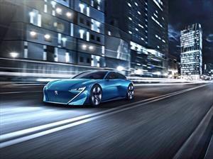 Peugeot Instinct Concept, un futuro más atractivo