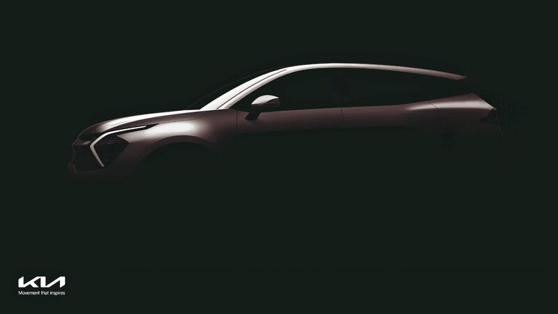 Kia Sportage 2022: anticipo de la nueva generación