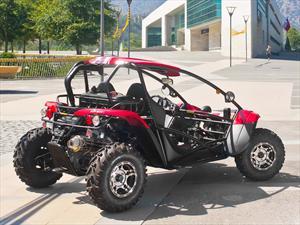 Buggy BR600 revoluciona las calles y llega en variados colores