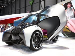 Toyota i-Tril Concept, ¿el auto del futuro?