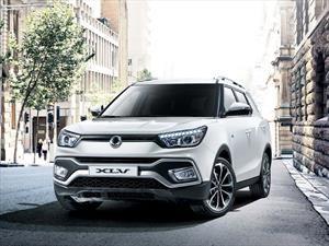 Ssangyong Motor vendió 150.000 unidades en 2016