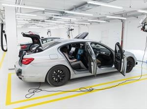 BMW lanza su campus para investigar el manejo autónomo