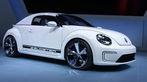 Volkswagen E-Bugster Concept debuta en el Salón de Detroit 2012