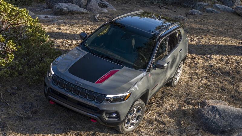El Jeep Compass norteamericano se estrena en Chicago