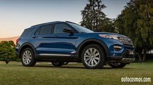 La Ford Explorer 2020 llega a Chile pero a media máquina