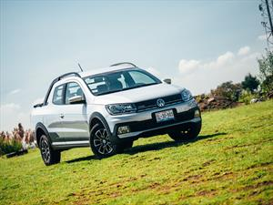 Volkswagen Saveiro 2017 a prueba