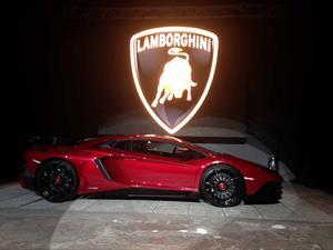 Lamborghini Aventador LP 750-4 SV llega a México desde 645,000 dólares