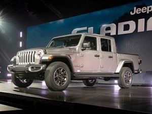 Jeep Gladiator 2020, un pickup con todas la capacidades off-road del Wrangler