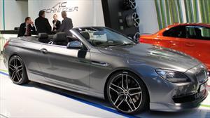 AC Schnitzer BMW Serie 6 Cabrio debuta en el Salón de Frankfurt