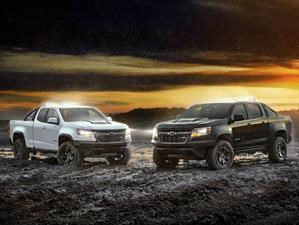Chevrolet Colorado ZR2 Dusk Edition y ZR2 Midnight Edition, dos pick ups especiales