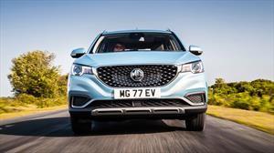 MG ZS EV 2020 confirma su llegada