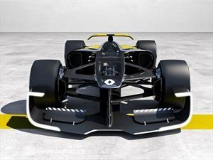 Renault R.S. 2027 Vision, idealizando el futuro de la F1