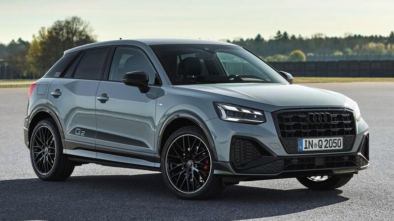 Audi Q2 2021: Cambio de look