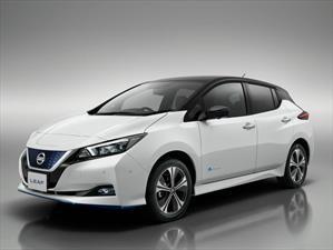 Nissan LEAF, sigue siendo el rey en Europa