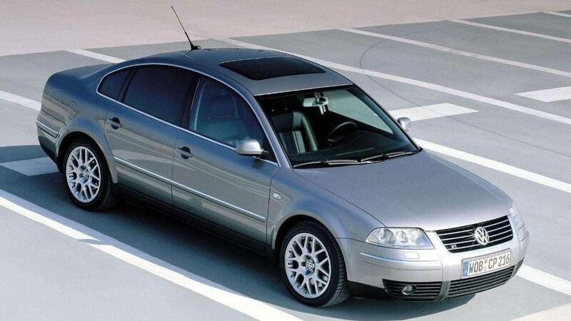Volkswagen Passat W8: El misterioso sedán con motor de ocho cilindros