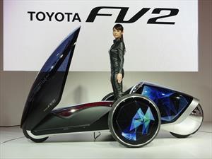 Toyota FV2: ¿El futuro del transporte urbano?