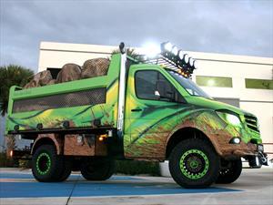 Sprinter Extreme Concept por RENNtech, simplemente impresionante