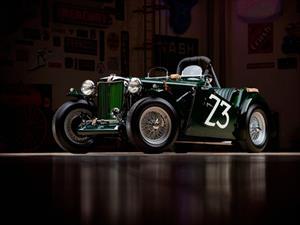 El primer carro de carreras de Carroll Shelby a subasta