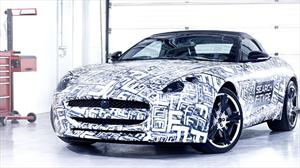 Jaguar F-TYPE debuta en el Salón de Nueva York 2012