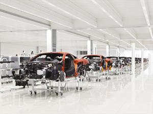 Video: Descubre cómo se fabrica un McLaren MP4-12C