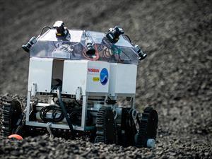 Tecnología Around View Monitor de Nissan en robots para exploraciónes oceánicas