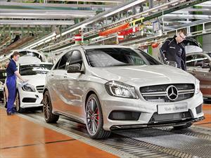 Mercedes-Benz fabricará los Clase A y GLA en Brasil